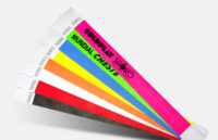 pulsera de papel termicos